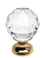 przezroczysty kryształ