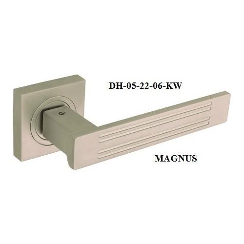 Klamka DH-05-22 MAGNUS GAMET szyld kwadratowy