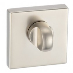 Blokada WC kwadratowa RGQ 603 satyna mat