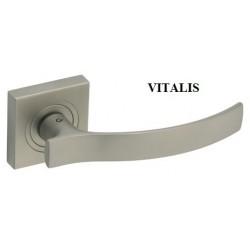 Klamka DH-03-22-KW VITALIS GAMET szyld kwadratowy