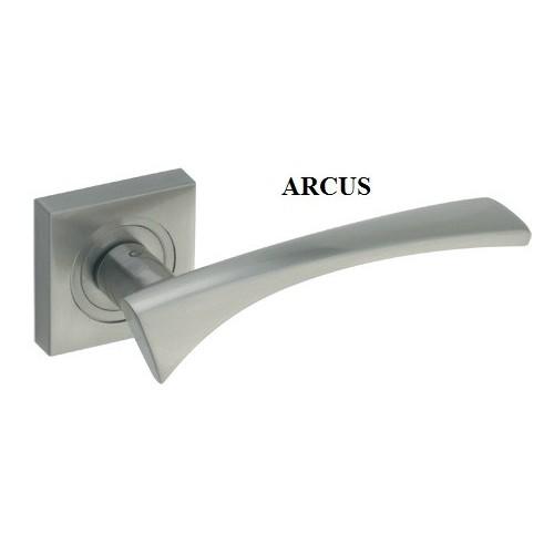 Klamka DH-08-22-KW ARCUS GAMET szyld kwadratowy