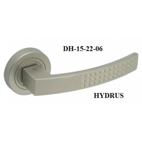 Klamka DH-15-22 HYDRUS GAMET szyld okrągły