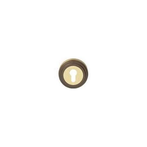 Rozeta dolna 011 na wkładkę szyld okrągły LINEA CALI