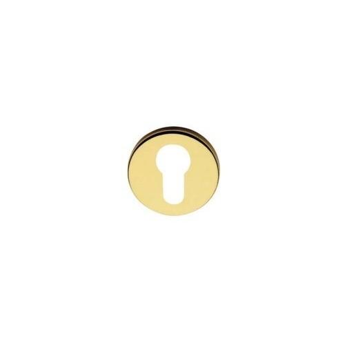 Rozeta dolna 101 na wkładkę szyld okrągły LINEA CALI