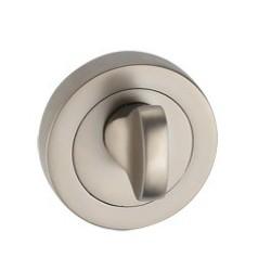 Blokada WC okrągła RCK 603 satyna mat