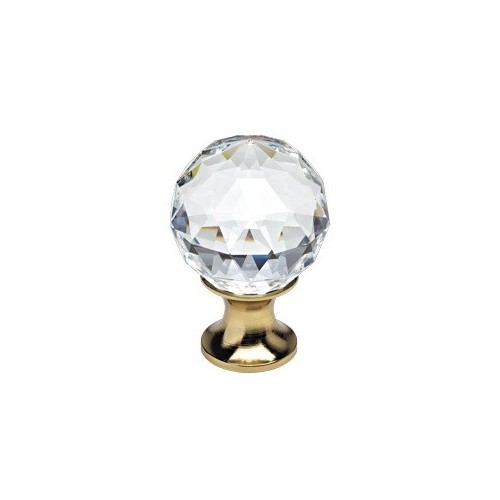 Kryształowa gałka meblowa CRYSTAL 40 mm SWAROVSKI LINEA CALI