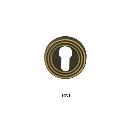 Rozeta dolna 112 na wkładkę szyld okrągły LINEA CALI