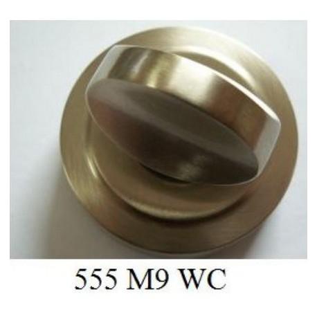 Blokada WC 555 szyld okrągły
