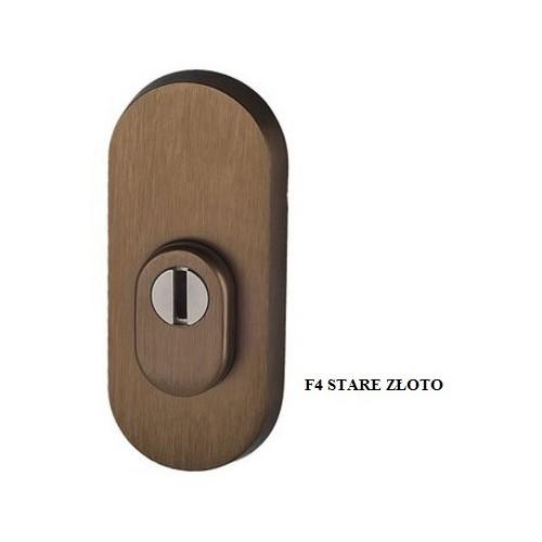 Rozeta AXA QUEBEC FLEX z zabezpieczeniem do drzwi zewnętrznych
