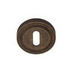 Rozeta okrągła R1 antyczny złoty na klucz VDS