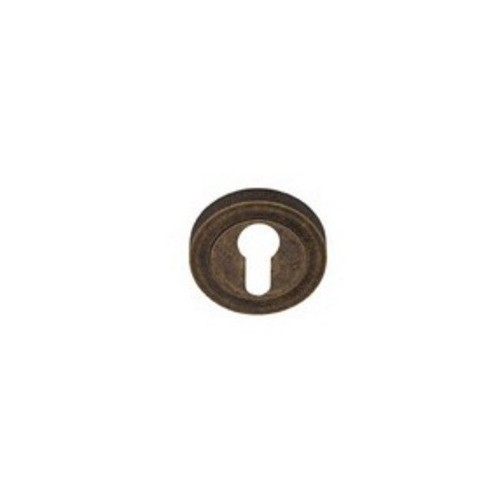 Rozeta okrągła R1 antyczny złoty na wkładkę VDS
