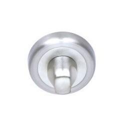 Blokada WC okrągła R2 chrom-satyna VDS