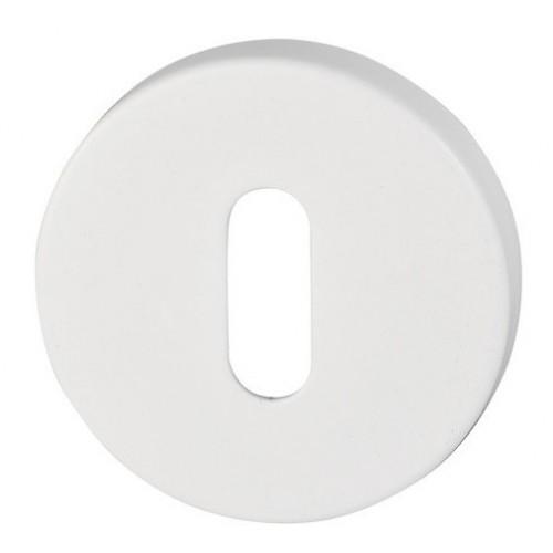 Rozeta okrągła R68 biała na klucz VDS