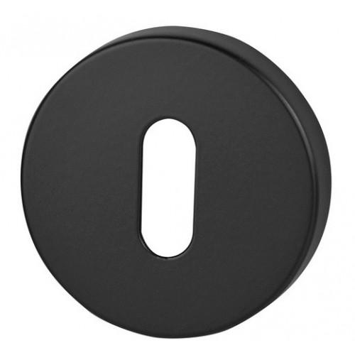 Rozeta okrągła R68 czarna na klucz VDS