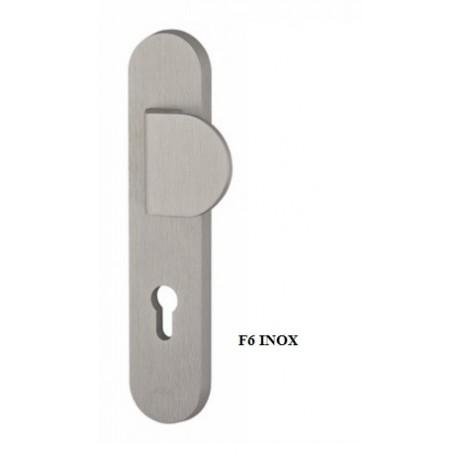Klamko-pochwyt QUEBEC AXA klasa 3 do drzwi zewnętrznych