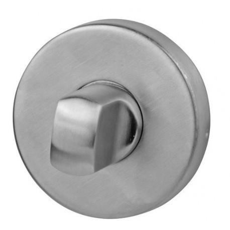 Blokada WC okrągła R8 inox VDS