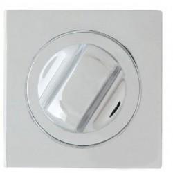 Blokada WC QUADRO szyld kwadrat Domino
