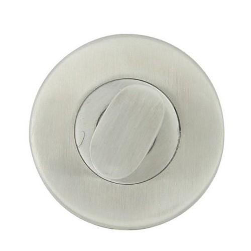 Blokada WC EF LUI szyld okrągły Domino