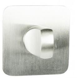 Blokada WC EF SLIM QR szyld kwadrat Domino