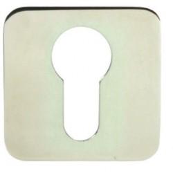 Rozeta EF SLIM QR szyld kwadrat M6 PZ Domino