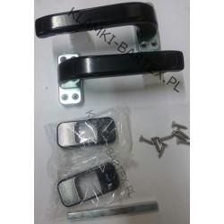 Klamka Sofi do drzwi aluminiowych i PCV