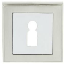 Rozeta KW-QR szyld kwadrat BB Domino