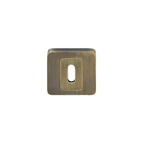Rozeta kwadrat LK4 401S patyna klucz KUCHINOX