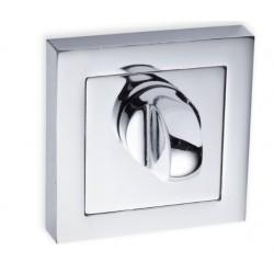 Blokada WC kwadrat LK2 003B chrom KUCHINOX