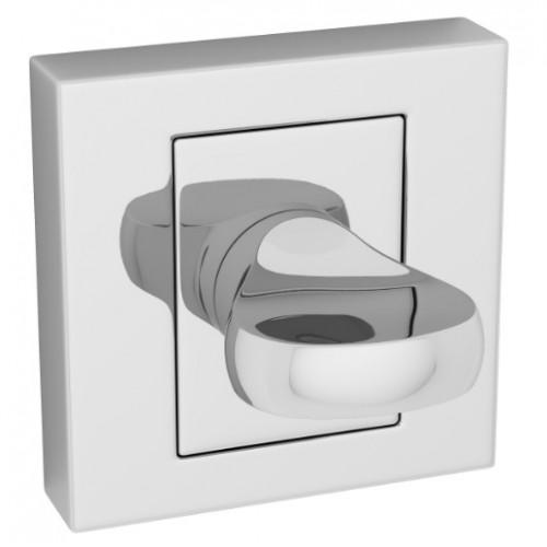 Blokada WC kwadrat LK5 003A chrom KUCHINOX
