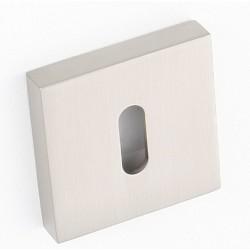 Rozeta kwadrat LK1 301S satyna klucz KUCHINOX