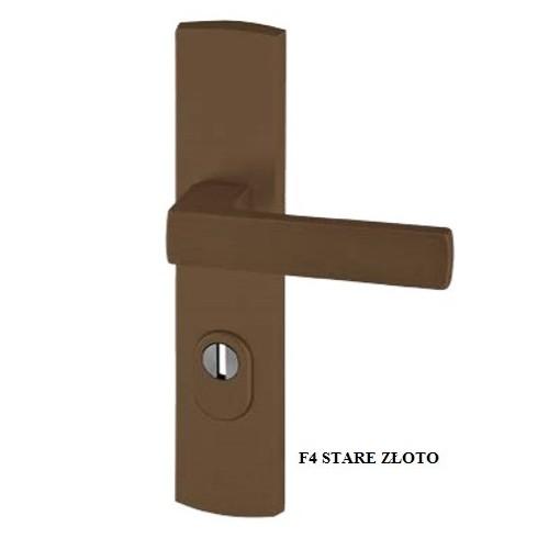 Klamka APOLLO FLEX PREMIUM AXA z zabezpieczeniem klasa 3 do drzwi zewnętrznych