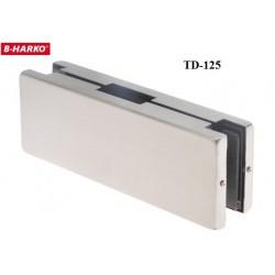 Kaseta TD-125 do zamka TD-040 do drzwi szklanych HARKO