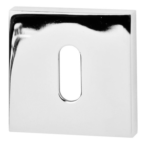 Rozeta kwadrat R67 chrom na klucz VDS