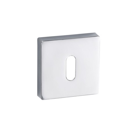 Rozeta kwadratowa RGQ 701 chrom na klucz