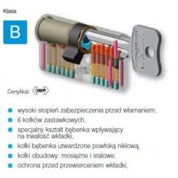 Wkładki WILKA - Zestaw ATEST B