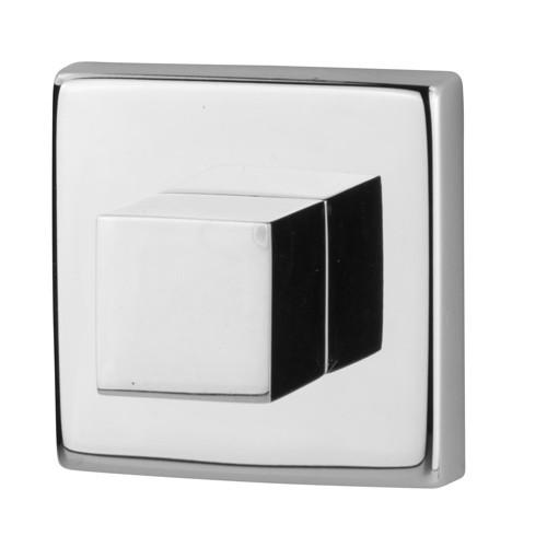 Blokada WC kwadrat R65 chrom VDS