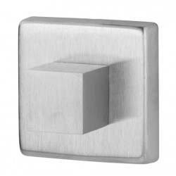 Blokada WC kwadrat R65 chrom satyna VDS