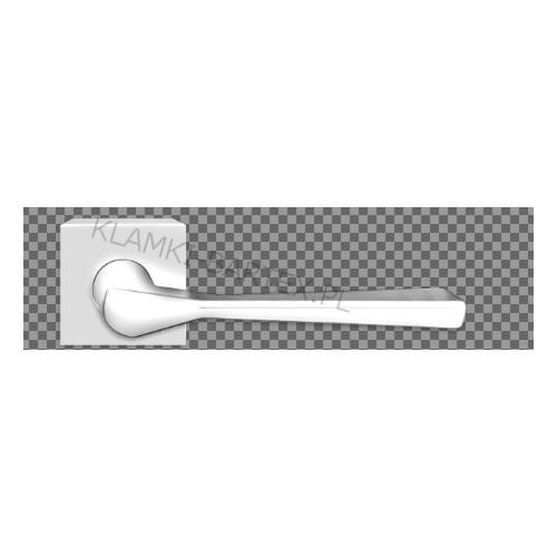 Klamka 3D chrom polerowany