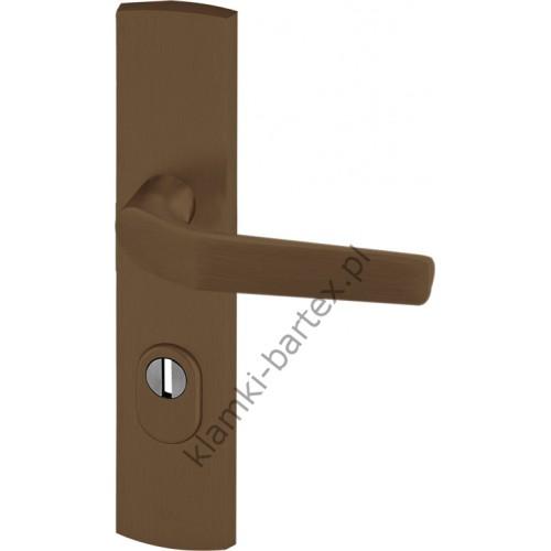 Klamka ARROW FLEX AXA klasa 3 do drzwi zewnętrznych