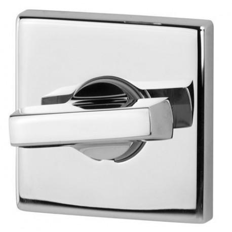 Blokada WC kwadrat R35V chrom DND