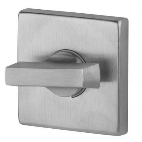 Blokada WC kwadrat R35V chrom satyna DND