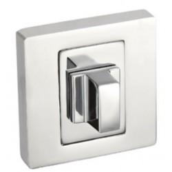 Blokada WC kwadratowa RNQ 703 chrom