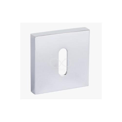 Rozeta kwadrat RYQ 701/CP klucz chrom