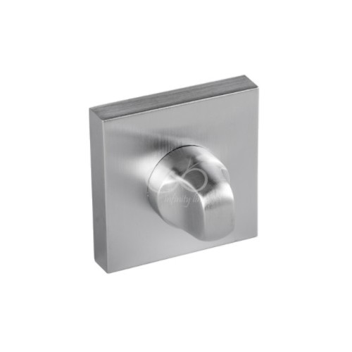 Blokada WC kwadrat RYQ 703/MSC chrom mat