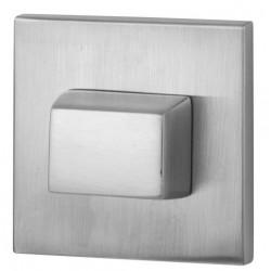 Blokada WC kwadrat R67F chrom satyna VDS