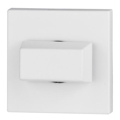 Blokada WC R67F biała VDS