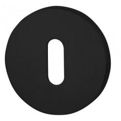 Rozeta R68F czarna na klucz VDS