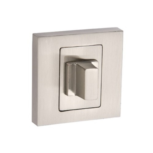 Blokada WC kwadratowa RNQ 303 satyna