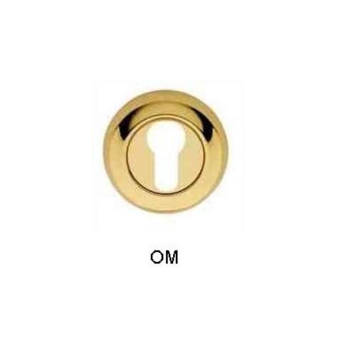 Rozeta 108 wkładka szyld okrągły LINEA CALI