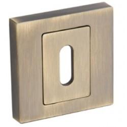Rozeta kwadratowa RNQ 401 patyna na klucz
